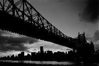 Titel: 59th bridge, Kunstenaar: Teun Voeten - New York