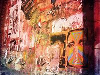 Titel: NY - Streetpatch 2, Kunstenaar: Pamplemood - Urban