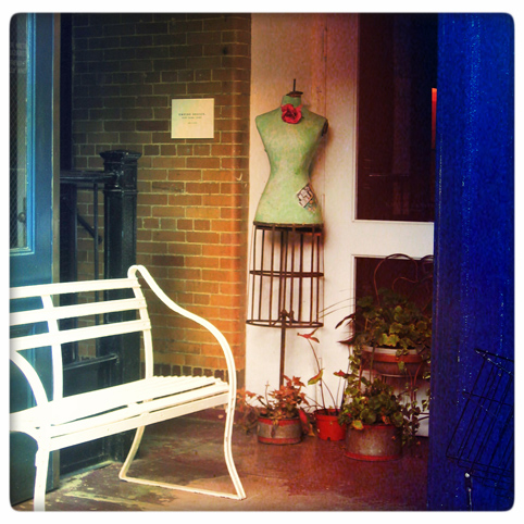 Titel: NY - NY terrace, Kunstenaar: Pamplemood - Urban