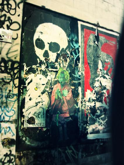 Titel: NY - Streetpatch 1, Kunstenaar: Pamplemood - Urban