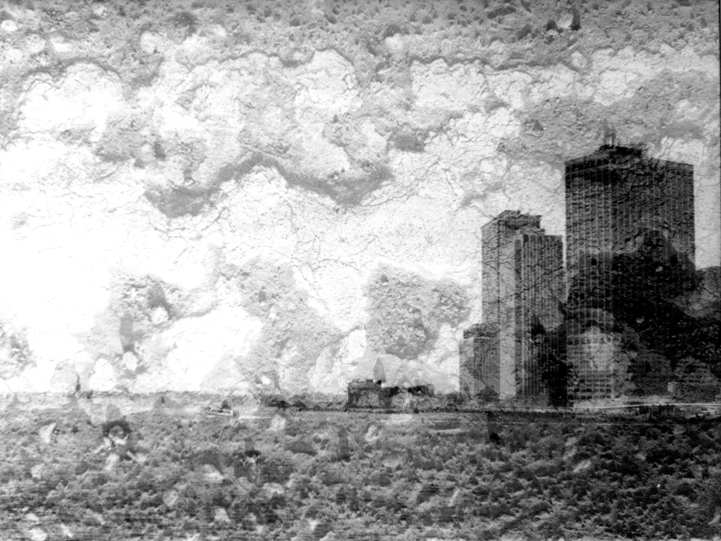 Titel: NY 1, Kunstenaar: Marianne Dardenne - New York