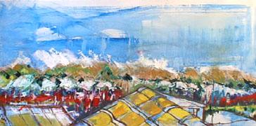 Titel: Provence, Kunstenaar: Daems, Jean-Pierre