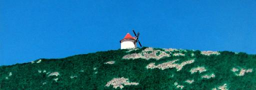 Titel: Moulin Mate�, Kunstenaar: Dumont, Michel