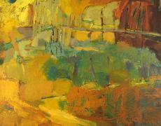 Titel: Flayosc58, Kunstenaar: Tulkens, Michel
