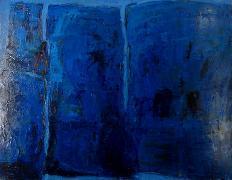 Titel: Hommage � de Stael, Kunstenaar: Tulkens, Michel