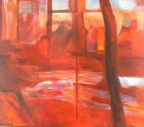Titel: Ext�rieur nuit, Kunstenaar: Doyers, Marianne