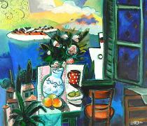 Titel: Window, Kunstenaar: Marasovic, Nenad