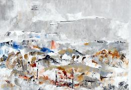 Titel: The Garden, Kunstenaar: Loquenz, Ingrid