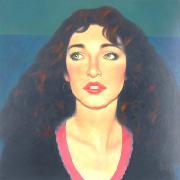 Titre: Blue Lady, Artiste: LAURENZI, Paul