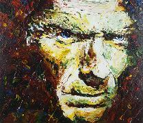 Titel: Clint Eastwood, Kunstenaar: Maes, Gilles