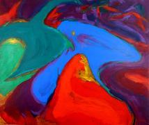 Titel: Lake district, Kunstenaar: Arati , Nicolas