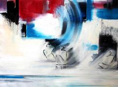 Titel: Live flow, Kunstenaar: KELLESTOM,