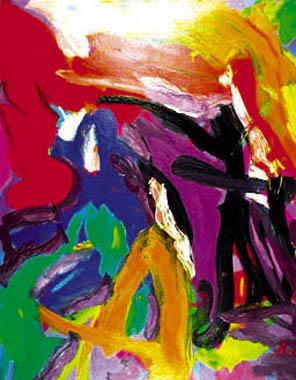 Titel: One hundred, Kunstenaar: Arati , Nicolas