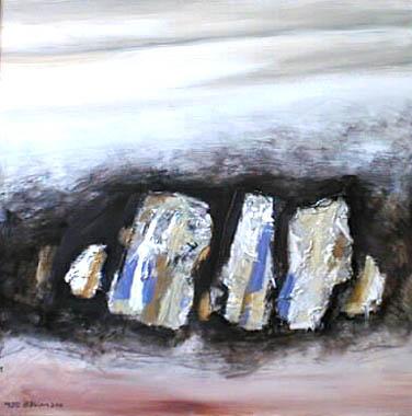 Titel: Trinidad, Kunstenaar: Marc BAUMANN