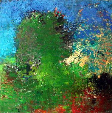 Titel: Horizon 16, Kunstenaar: Antonio Belluzzo