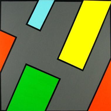 Titel: DLR 9, Kunstenaar: Fabrice Deloor