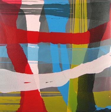 Titel: Dutchscape 3, Kunstenaar: Lenders, Hennie