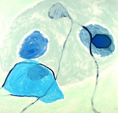 Titre: ST4, Artiste: van den Hove, Isabelle