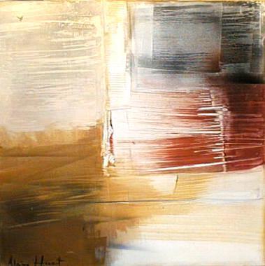Titel: Horizontales P, Kunstenaar: HUET, Alain