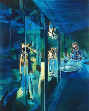 Titel: Sous l'eau, Kunstenaar: Van Soens, Eric
