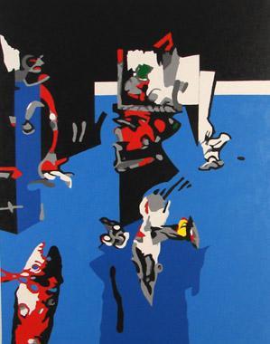 Titel: Le l�gionaire, Kunstenaar: Lefebvre, Louis