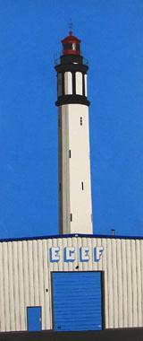 Titel: Dunkerque, Kunstenaar: Dumont, Michel