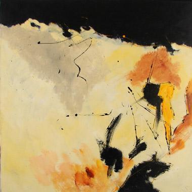 Titre: Abstract 2, Artiste: Ledent, Pol