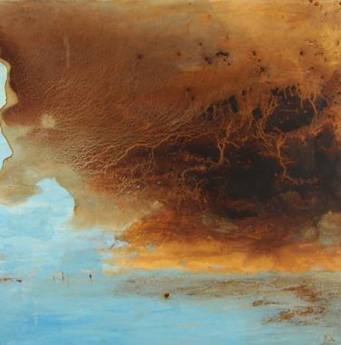 Titel: No. 8, Kunstenaar: DECK, Jean-Marc