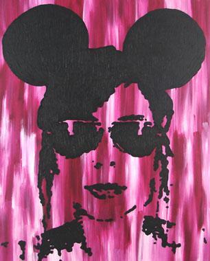 Titel: Marie Mouse, Kunstenaar: Bautier, Aurelie