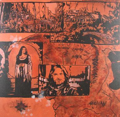 Titel: Lord of the Rings, Kunstenaar: MEISSONNIER, Didier
