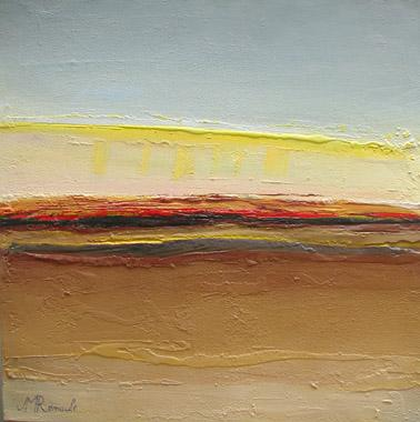 Titel: Terre d asile, Kunstenaar: RENAULT, Jean-Marie