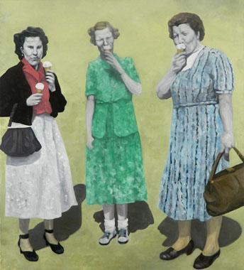 Titre: Drie Gratien