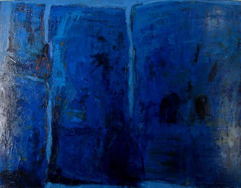 Titel: Hommage à de Stael, Kunstenaar: Michel Tulkens