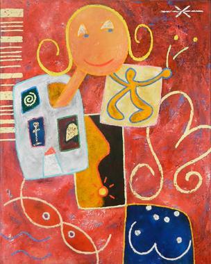 Titel: Deux soleils, Kunstenaar:  Piaf