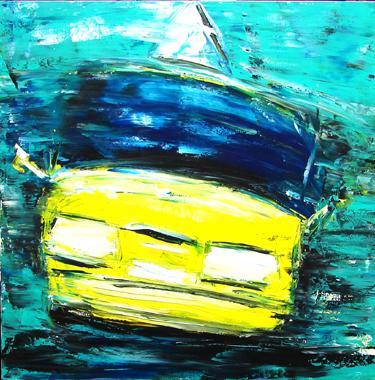 Titel: NYC 3, Kunstenaar: STIKA,