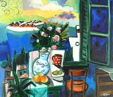Titel: Window, Kunstenaar: Nenad Marasovic