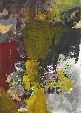 Titel: Sans titre 6, Kunstenaar: Sandrine De Wit