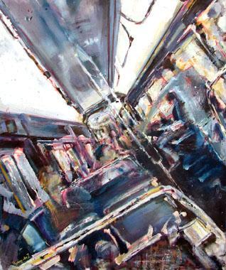 Titel: Urbaines 3, Kunstenaar: HERNANDEZ, Marc