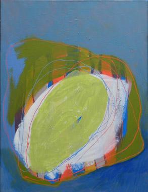 Titel: Sans titre 21, Kunstenaar: van den Hove, Isabelle