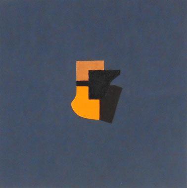 Titel: Orange 2, Kunstenaar: Boisdenghien, Marc