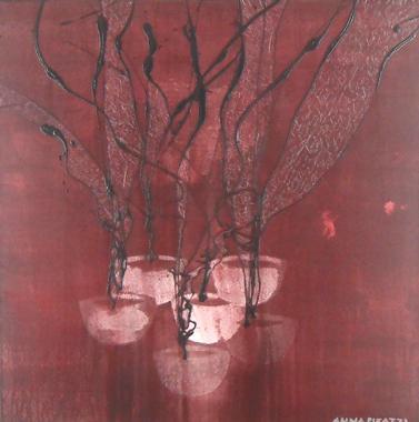 Titel: Vasi Communicanti - Esperienza, Kunstenaar: Piratti, Anna