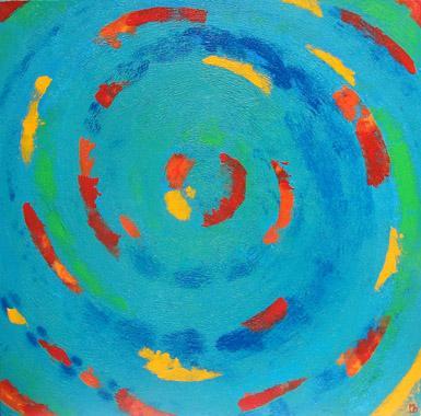 Titel: Hypnose, Kunstenaar: Demil, Mich�le