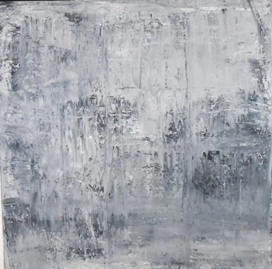 Titel: Abstraction 9, Kunstenaar: Robin Fugler