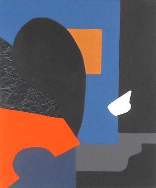 Titel: Lagune 1, Kunstenaar: Boisdenghien, Marc