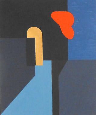 Titel: Lagune 2, Kunstenaar: Boisdenghien, Marc