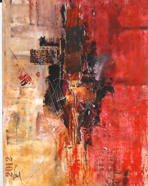 Titel: Sans titre 6, Kunstenaar: Ling, Paternostre