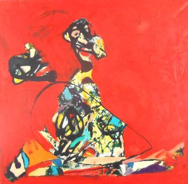 Titel: Bien tranché, Kunstenaar: Fabrice Lemarois