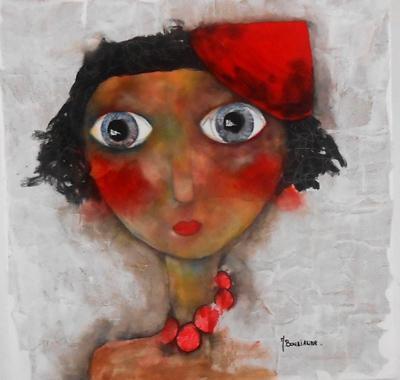 Titre: Estelle, Artiste: BOURIANNE, Myriam