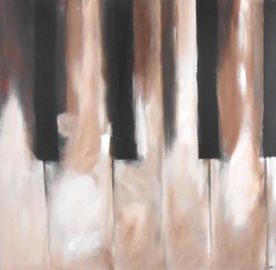 Titel: Tempo piano 3, Kunstenaar: Cl�ment, Nathalie