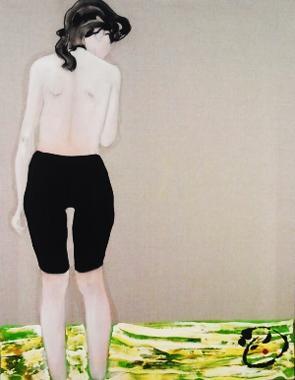 Titel: Demoiselle, Kunstenaar: Fabrice Lemarois